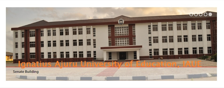 IAUE Post UTME Form for 2020/2021