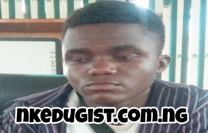 Adah Eche 2019 Jamb candidate cut for upgrading Jamb Result- Fraudster