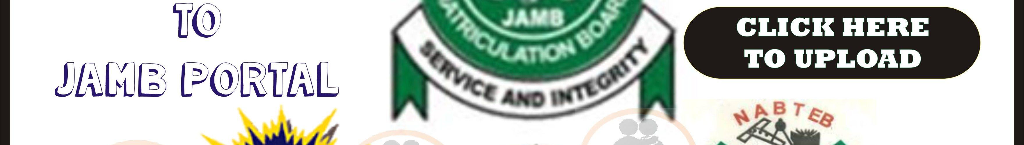 How to Re-upload Waec Result on Jamb Portal 2020