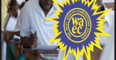 WAEC Timetable for August/September 2020