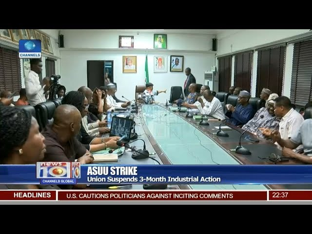 We Are Now Ready For Negotiation – ASUU