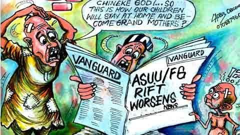 Strikes in Nigeria
