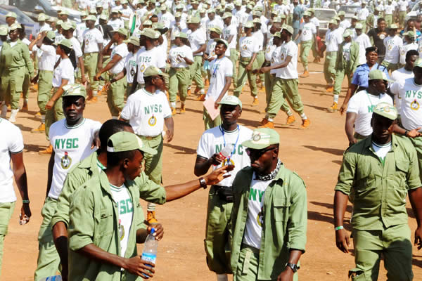 Are you not admitted when Checking the Senate list /registering for NYSC?