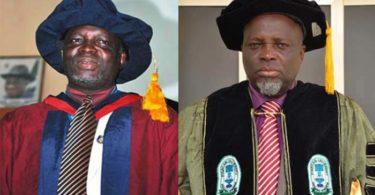 Prof. Oleyede JAMB Registrar Get Amazing Award From Mr President