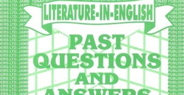 Online Jamb past questions paper and answer