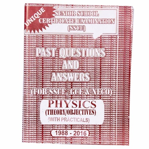 WAEC Physics Questions Objective and Theory For Free 2020/2021