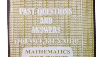 Download Wassce Past Question and Answer in Mathematics for 2020