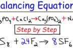 Balancing of chemical equation
