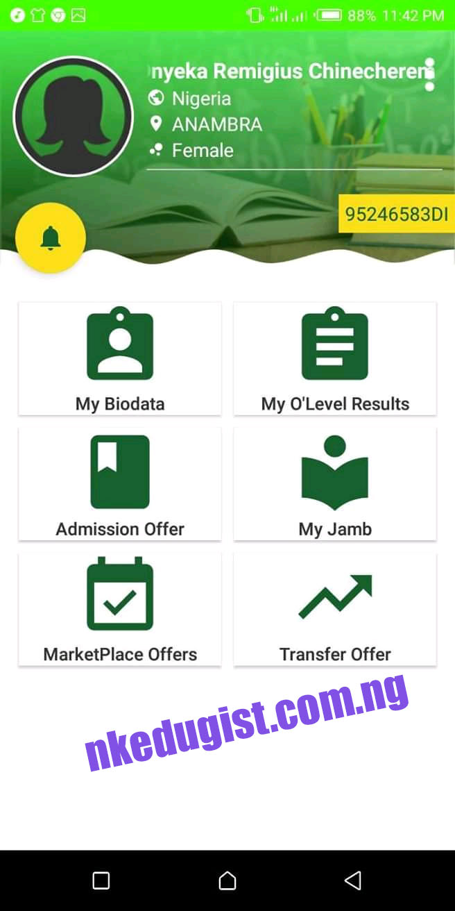 Download Jamb Caps Mobile App