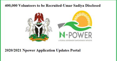 Do You Know How To Check N-Power Shortlisted List For 2020/2021?