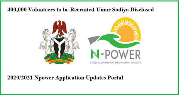 How To Apply For Npower Recruitment