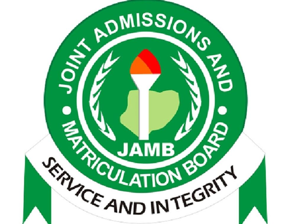 Jamb Caps Showing Admission In Progress