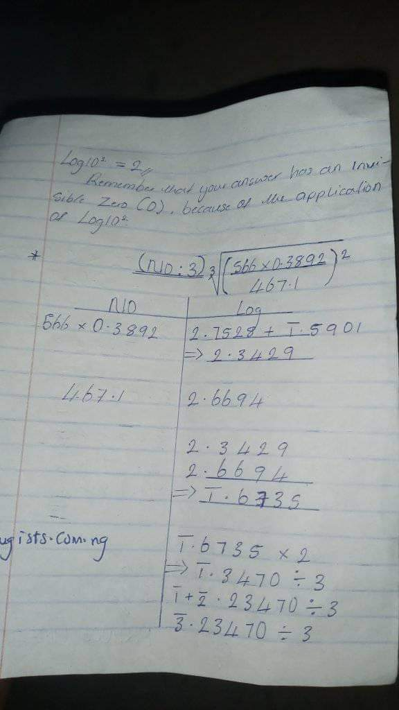 Mathematics Answer