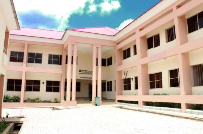 Federal University Oye Ekiti (FUOYE)